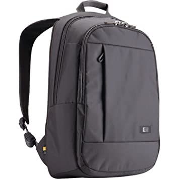 Amazon.com: Case Logic 15.6-Inch Laptop Backpack (Anthracite ...