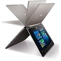 Notebook ASUS Flip 2 em 1 Intel Celeron 1.6Ghz 32GB SSD Tela Touch 11.6 Windows 10 - Prata