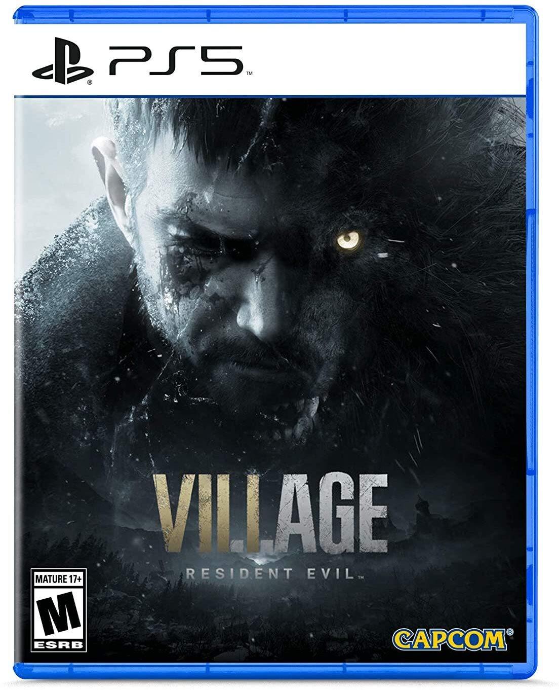 Poster. Resident Evil Village
