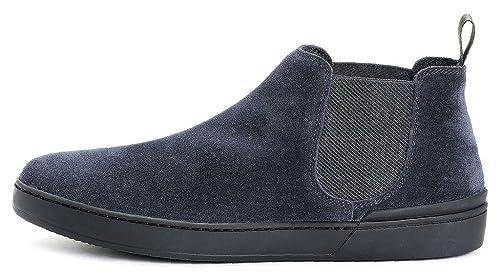 Frau Verona 20D2 99 Botines Tobilleros Hombre BLUE 40: Amazon.es: Zapatos y complementos