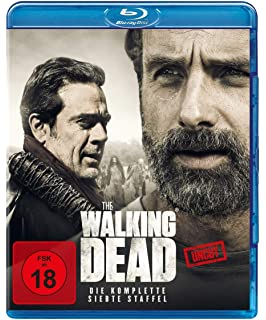The Walking Dead - Die komplette achte Staffel Blu-ray ...