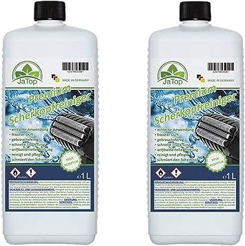 JaTop Limpiador de cabezal, 2000 ml, líquido de recambio para ...