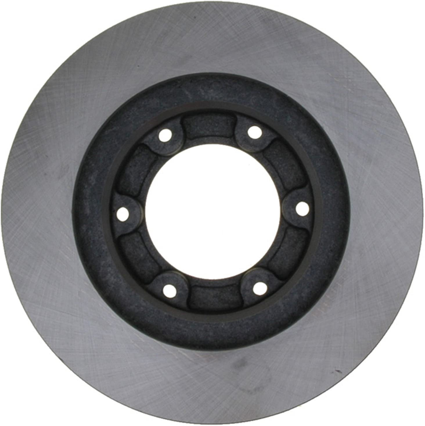 ACDelco 18A606A Advantage Non-Coated Front Disc Brake Rotor