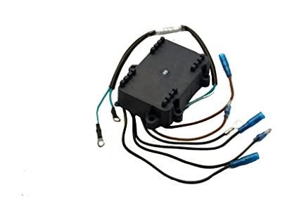 (Compatible With Mercury) Outboard Switch Box Power Pack Many 18 20 25 35  40 HP 339-7452 A15 A19