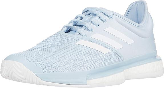 Solcourt Prime Blue Tennis Shoe: Shoes