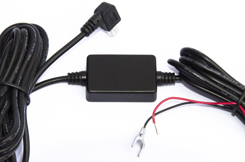 WheelWitness - Dash Cam Hardwire Installation Kit - Hard Wire 12V to ...