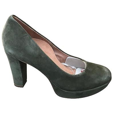 Beste Qualität NEUE Tamaris Pumps grün Größe 37 Schuhe