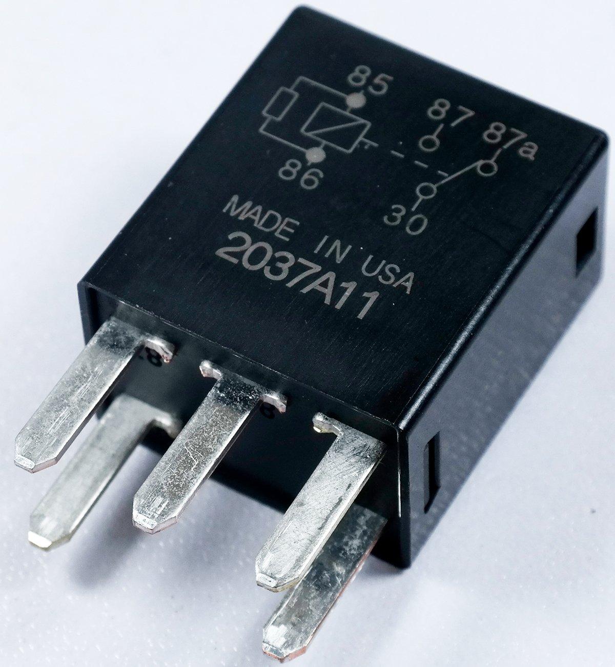 Omron Pin Relay Wiring Diagram on