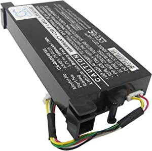 VINTRONS 7WHmAh Li-ion Battery for DELL PowerEdge PERC5e with BBU connector cable