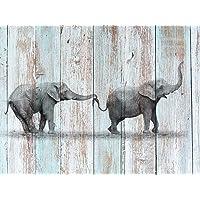 5D Diamond Painting Rhinestone Painted Animals Pattern Embroidery Wallpaper DIY Cross Stitch Kit Crystal Full Drill…