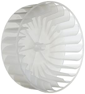 131476300 New OEM Frigidaire Dryer Blower Wheel