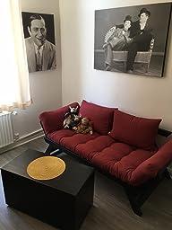 holztruhe holzkiste truhe sitztruhe w schetruhe truhe kiste k che haushalt. Black Bedroom Furniture Sets. Home Design Ideas