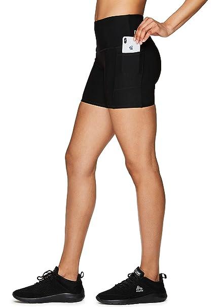 Amazon.com: RBX Active - Pantalones cortos de yoga para ...