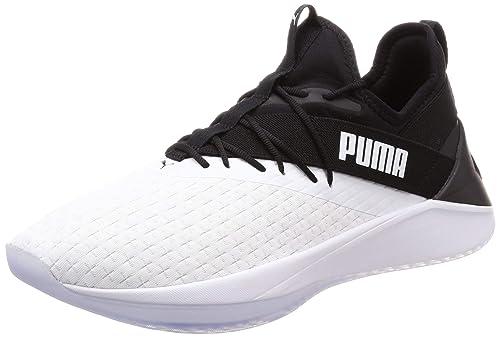 Puma Jaab XT Mens, Zapatillas de Deporte para Hombre, Blanco White Black, 39
