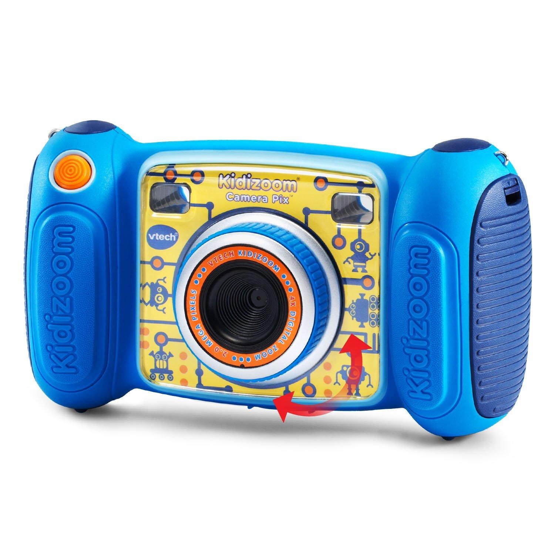 VTech Kidizoom Camera Pix, Blue (Frustration Free Packaging) by VTech (Image #8)