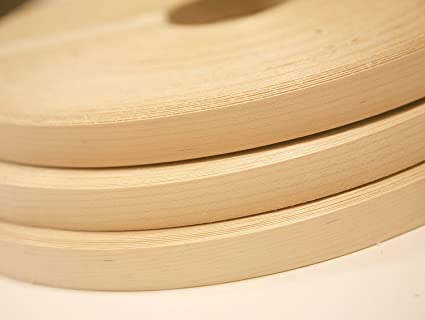 Birch Wood Edge Banding Tape 13/16'' 250' Roll