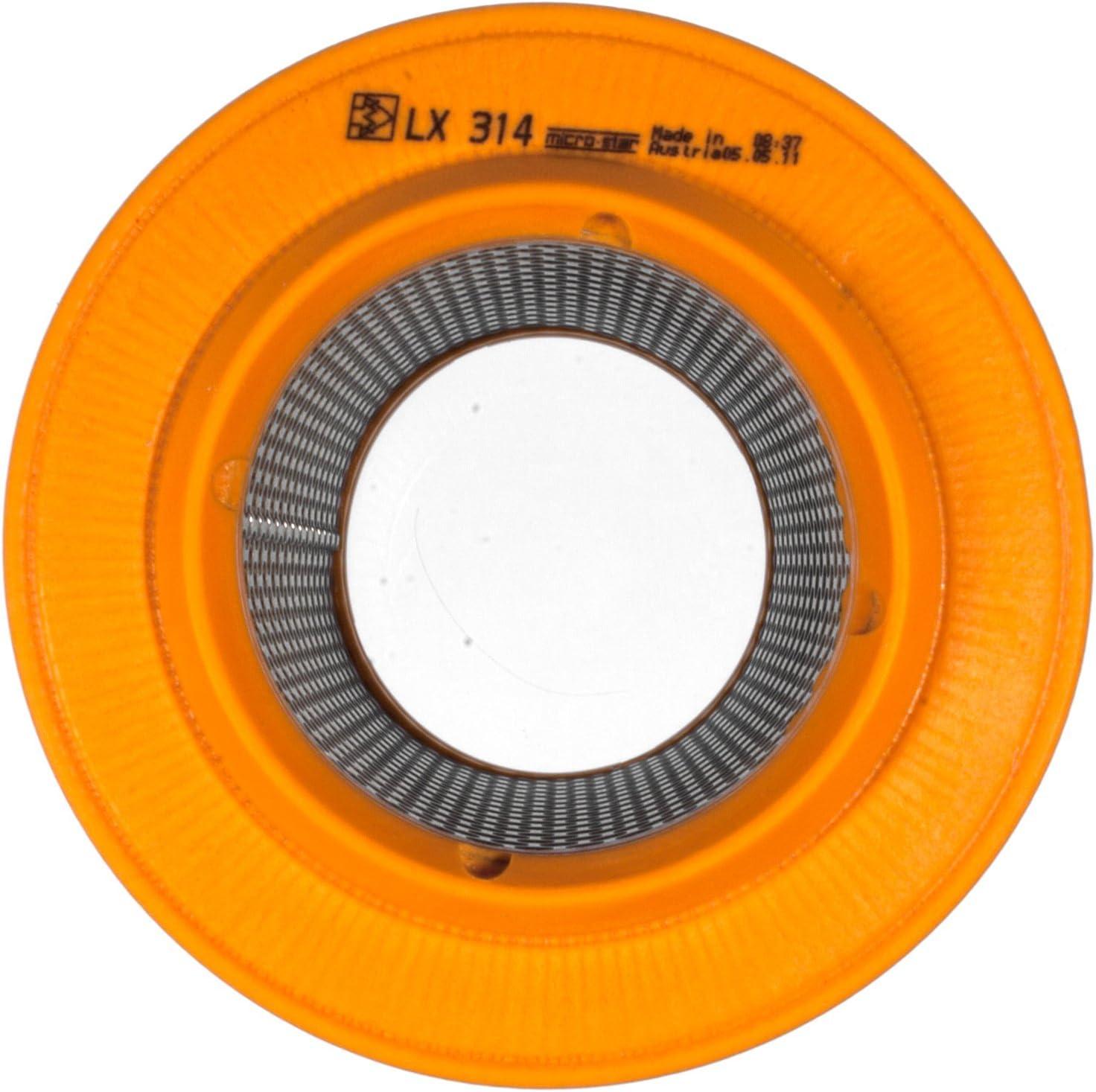 MAHLE Original LX 314 Air Filter