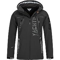 Geographical Norway Men's Softshell Jacket TOUBLERONA grey