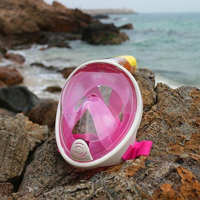 El bueno fácil libre respiración Snorkel buceo conjunto ...