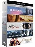 Le Meilleur de la 4k - Coffret 5 Films - Edition Limitée [Blu-ray]