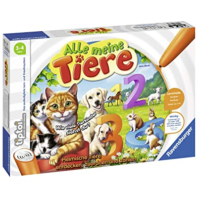 tiptoi All my animals: Toys & Games