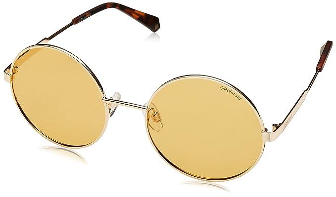 251f90264a Amazon.com  Polaroid Sunglasses PLD 4052 s Polarized Round ...