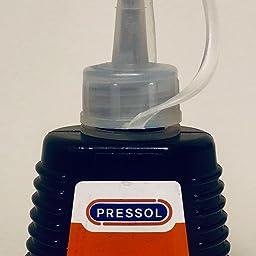PRESSOL 10589940, Grafito En Polvo Bote Aplicador 50 gr: Amazon.es ...