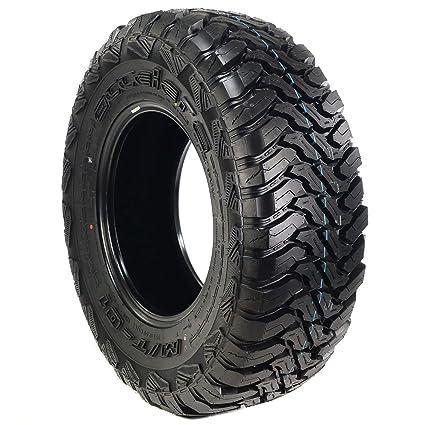 35x12 50r17 Tires All Terrain Mud Highway All Season Tires >> Accelera M T 01 Mud Tire 35x12 50r17 125q E 10 Ply