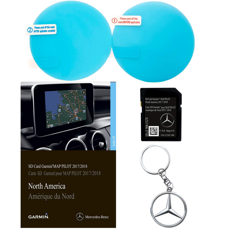 Tarjeta SD de navegación versión A2139063705 para Mercedes ...