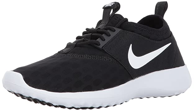 NIKE Women's Juvenate Sneaker, Black/White/Black/White, 7.5 B US