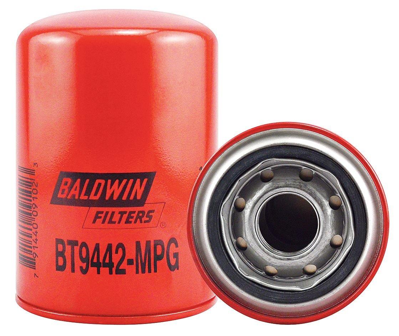 3-11//16 x 5-3//8 In Baldwin Filters BT9442-MPG Heavy Duty Hydraulic Filter