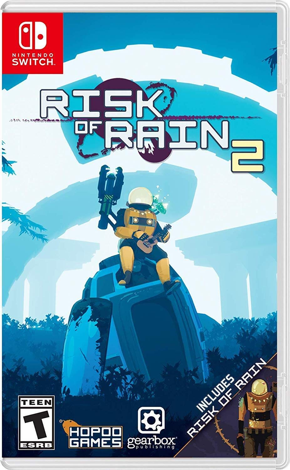 Risk of Rain 2 for Nintendo Switch [USA]: Amazon.es: Gearbox Publishing LLC: Cine y Series TV