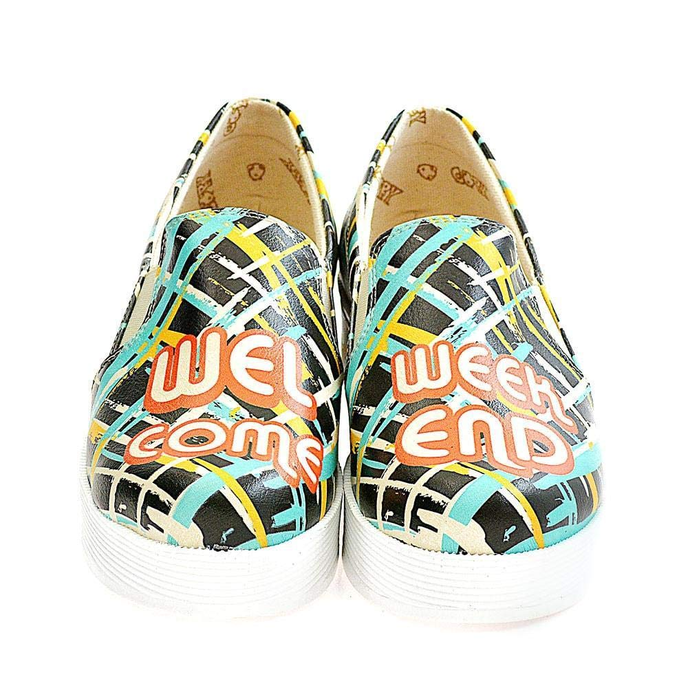 Goby Slip on Sneakers Shoes WVN4239