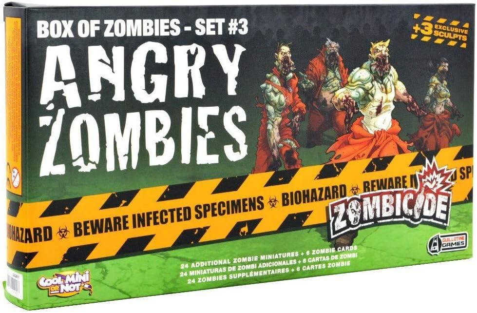 zombie CMoN Zombicide Prison Outbreak Berserker Female Walker