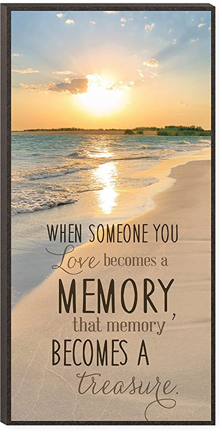 Amazon.com: When Someone You Love Becomes a Memory Remembrance ...