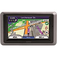 Garmin zumo 660LM Europa wasserdichtes Motorrad-Navigationssystem mit Fahrspurassistent, 3D-Kreuzungsansicht und Bluetooth