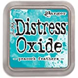 Ranger Tim Holtz Distress Oxide Ink Pad - Peacock Feathers