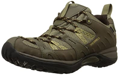 Merrell Women's Siren Sport 2 Waterproof Hiking Shoe,Brindle,5 M US