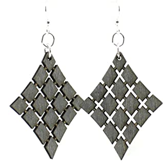 product image for Floating Diamonds Earrings