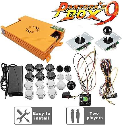 console pandora 9