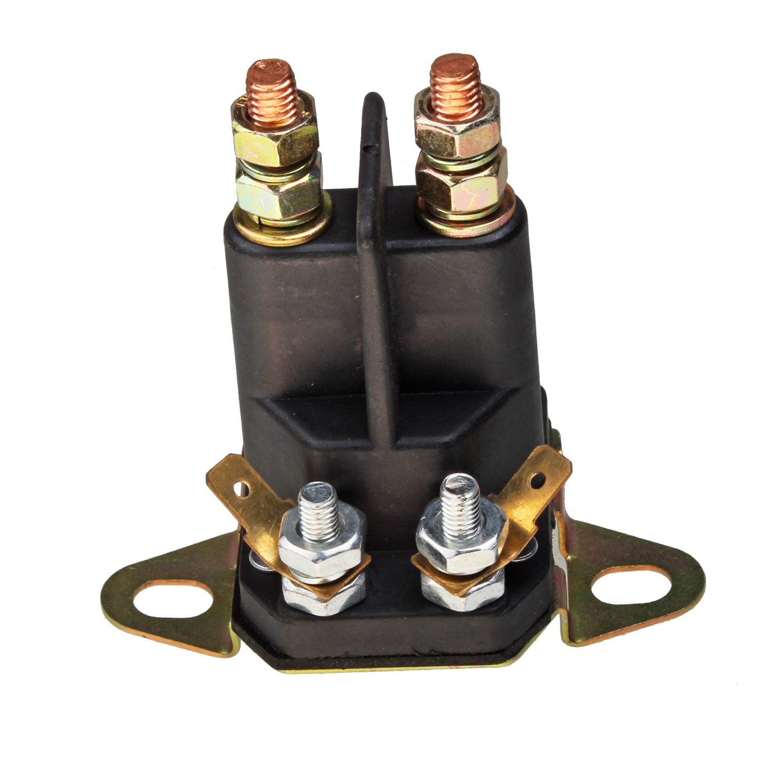 Mover Parts 532 178861 Starter Solenoid for Husqvarna Craftsman Poulan AYP 12V