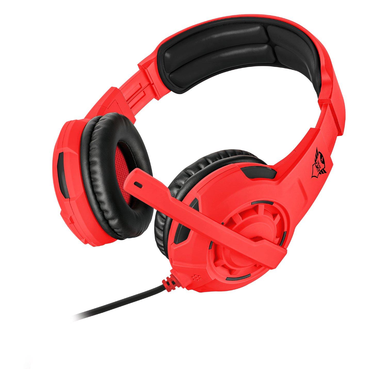 Trust Gaming GXT 310-SB Spectra - Auriculares Gaming Multi-Plataforma, Verde 22392
