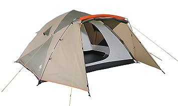 Lumaland Tienda de campaña Familiar Light Pop Up 6 Personas Camping Acampada Festival 315 x 245 x 170 cm Verde: Amazon.es: Deportes y aire libre