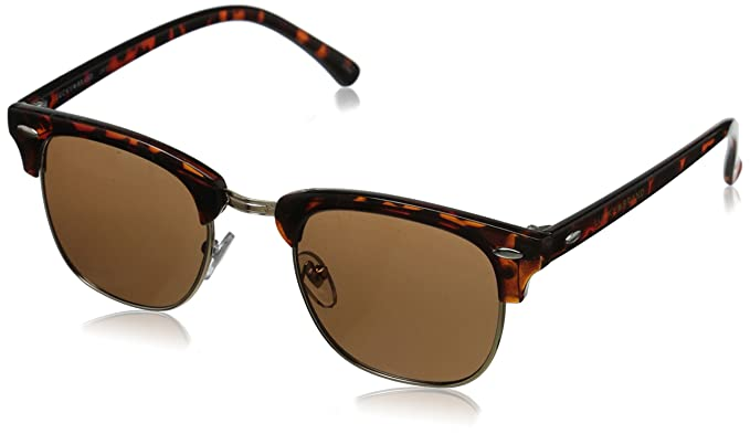 2fa829b1fb Amazon.com  Lucky Unisex-Adult D901tor50 Cateye Sunglasses
