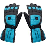 Winterial Gloves / Heated / Rechargeable / Snowboarding Gloves / Ski Gloves