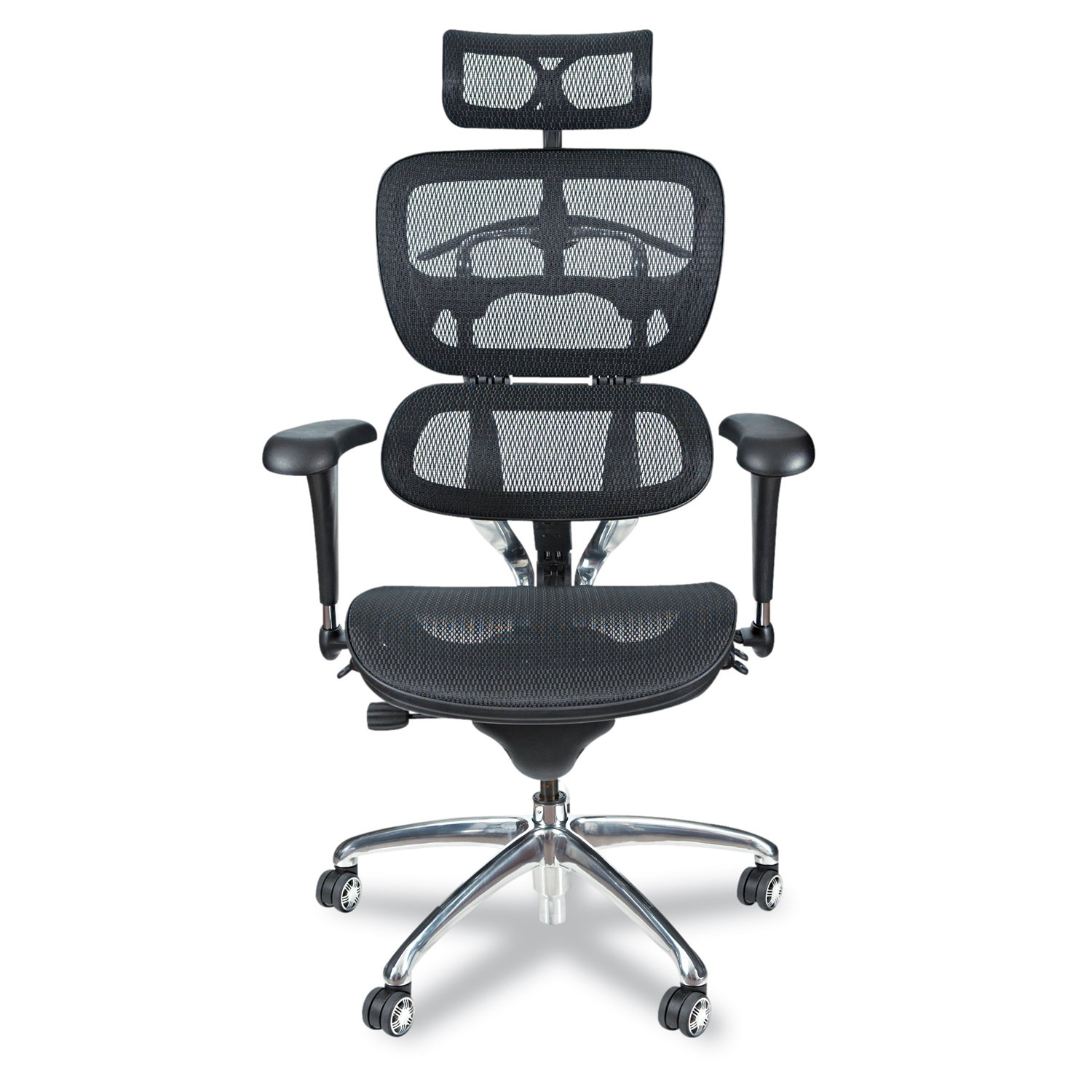Amazon Balt Butterfly Ergonomic Executive fice Chair Blach