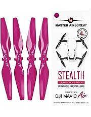 MAS Upgrade Propellers for DJI Mavic AIR in Magenta - x4 in Set