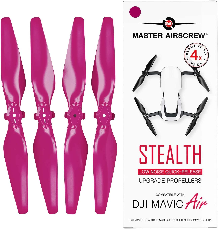 Helices Para DJI Mavic AIR (4 Pares) magenta