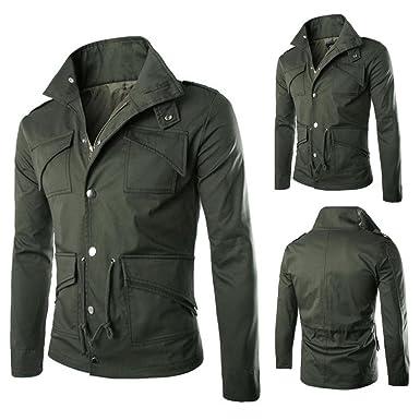 HET Herren Pullover Kapuzenpullover Hoodie Sweatjacke Jacke Basic Langarm  Oversize Shirt Sweater Zip Hoodie Zipper Männer f678333b8d