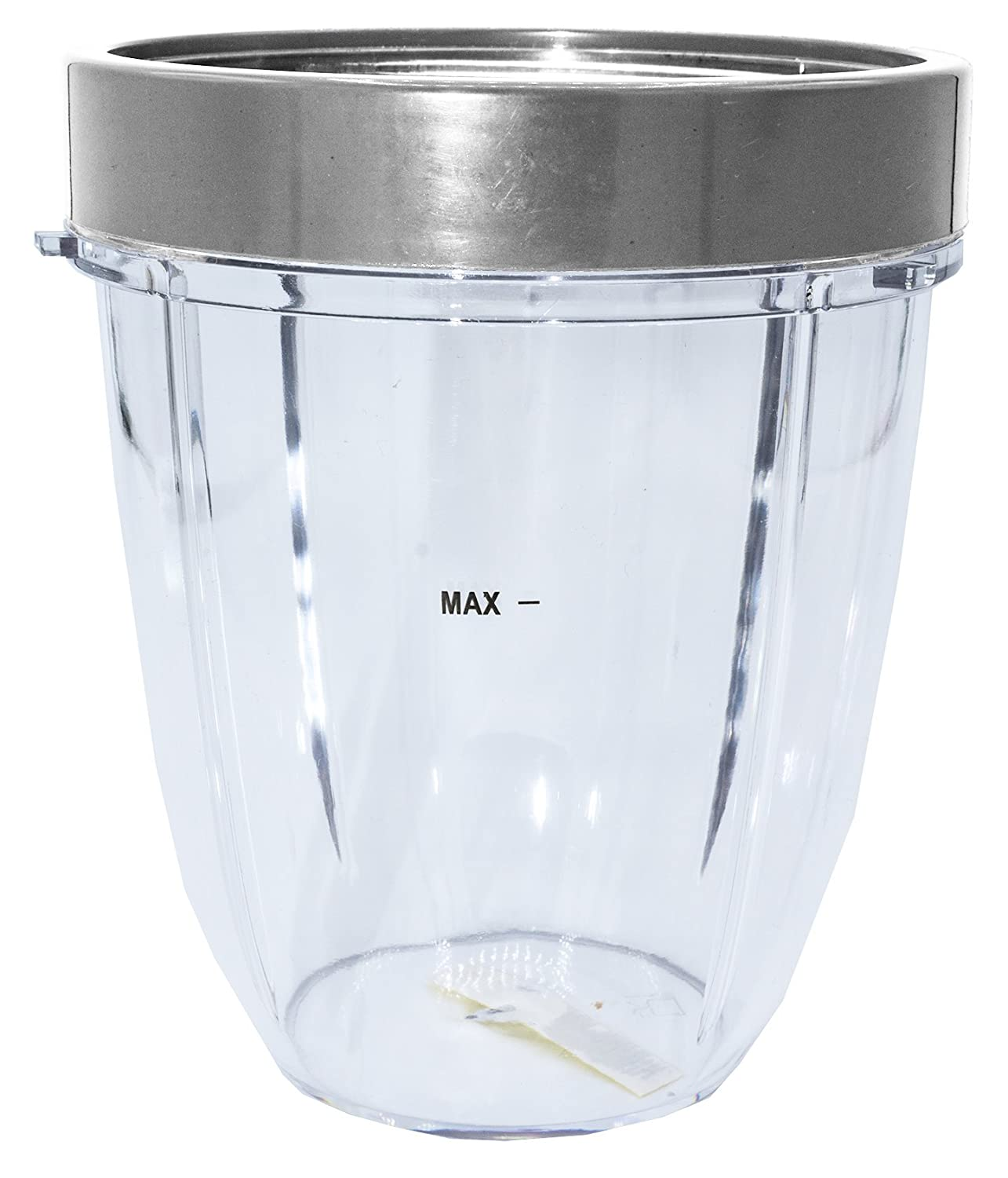Blendin 18 OZ Short Cup with 1 Lip Ring, Fits NutriBullet 600W and 900W Blenders